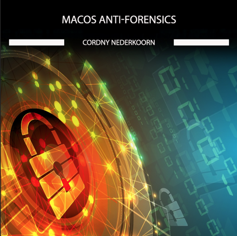 macOS anti-forensics course, powered by TestingSaaS and eForensics Magazine