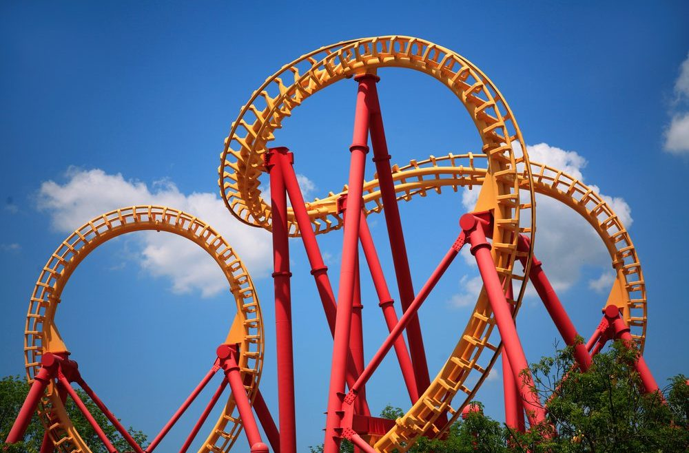 Starting a company is never easy. It's a rollercoaster. Especially if you want to combine in software test and content marketing : Create Content through Testing