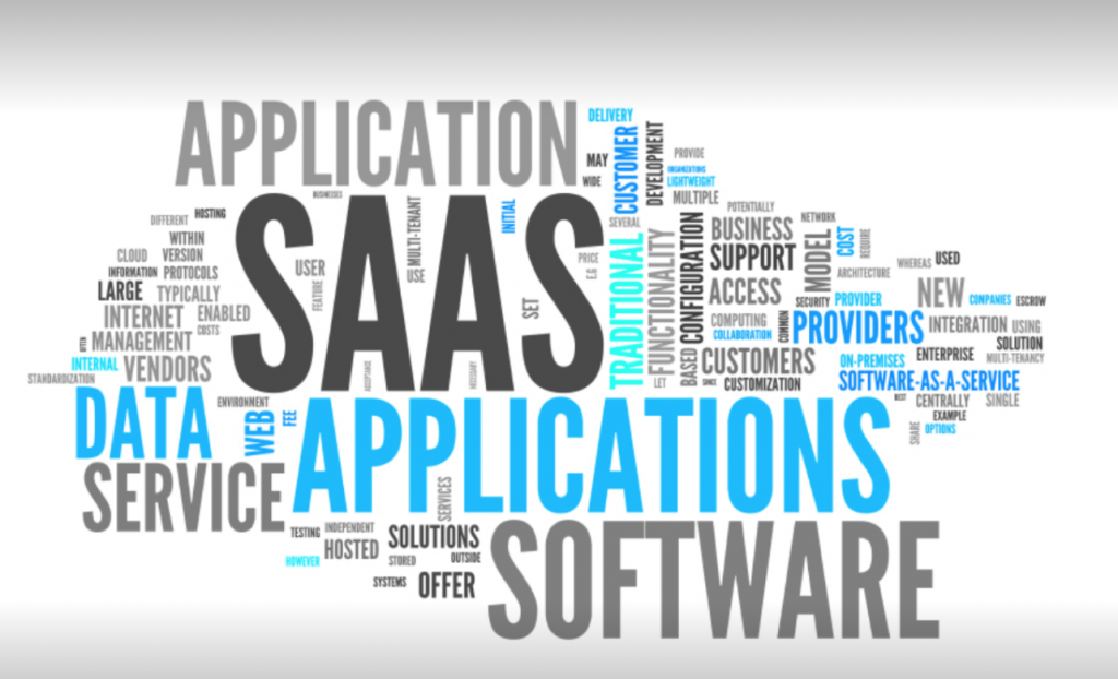 wordcloud SaaS