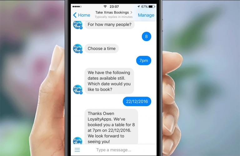 testing a chatbot