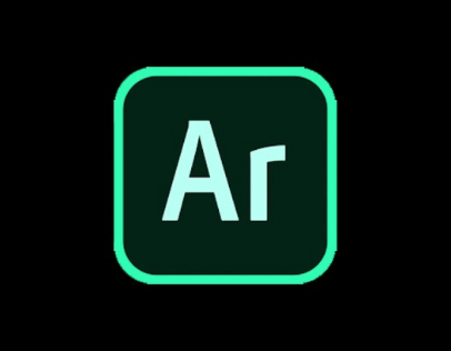logo Adobe Aero - building AR without coding