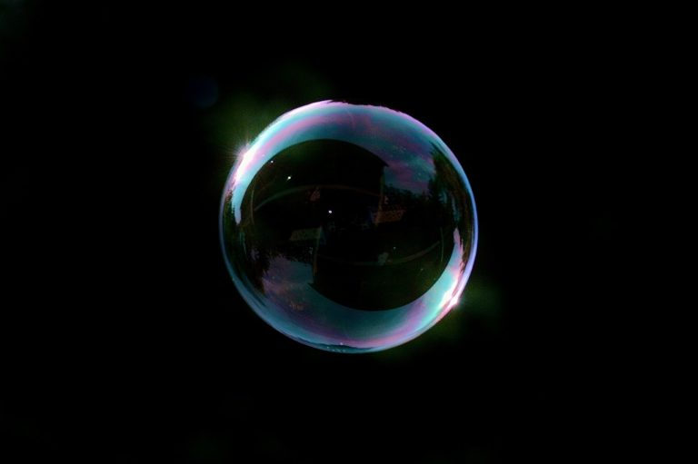 burst the IT marketing bubble