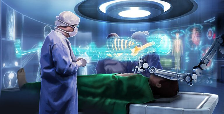 a use case in augmented reality: healthcare